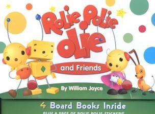 Rolie Polie Olie and Friends Box by William Joyce 2002, Hardcover