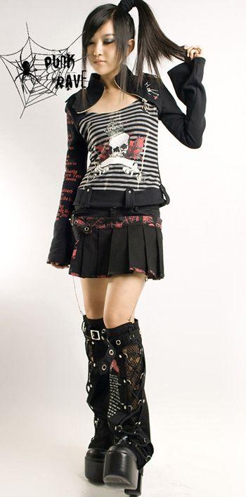 Lolita Kera VISUAL KEI CLASSIC PUNK RAVE GOTHIC UNISEX skirt Pants
