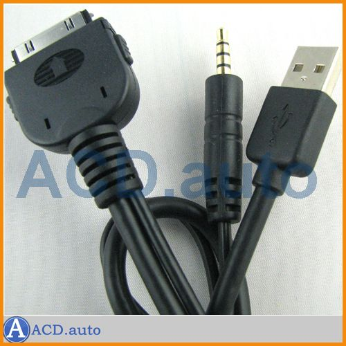 iU51V IPOD IPHONE INTERFACE CABLE for AVIC Z130BT AVIC X930BT P6300BT